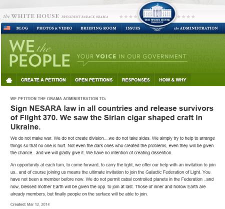 nesara petition