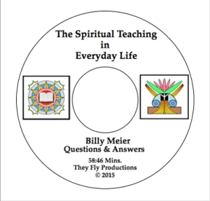 spiritual teaching in every day life