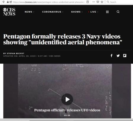 disclosure cbsnews 4.28.20